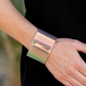 Holographic Aura Multi Bracelet